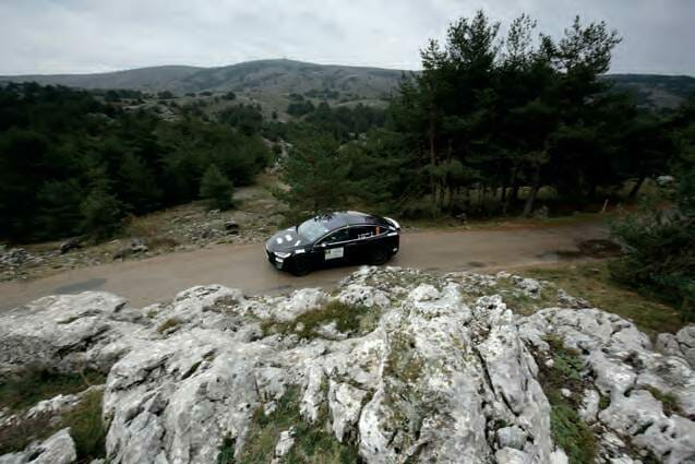eRallye Monte-Carlo - гонка с нулевой токсичностью