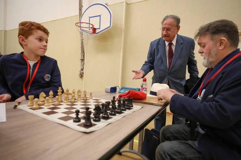 В Монако прошел Международный турнир по шахматам