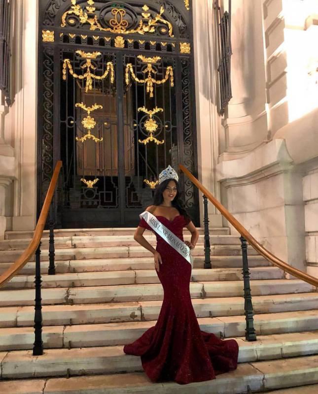 Дебют конкурса красоты «MISS USSR» в Монако
