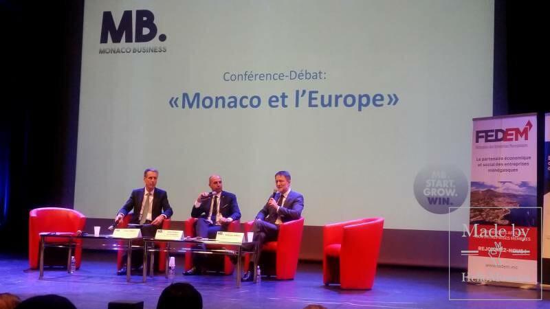 """Monaco Business 2018: """"Умная нация"""" Монако и Киберэкономика"""