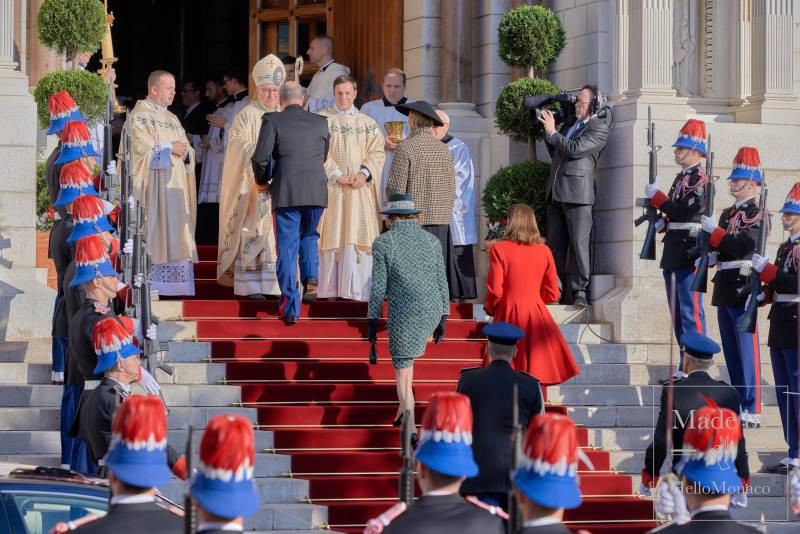 Национальный день Монако: многие лета князю и княгине!