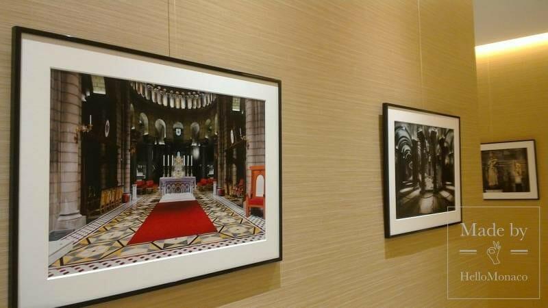 Торжественное открытие Епархиального дома в Монако