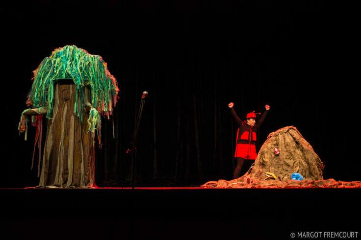 """Спектакль для детей """"Нарисуй мне дерево"""""""