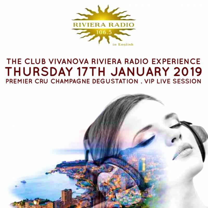 Встречайте 2019 год с клубом Vivanova - вечеринки января