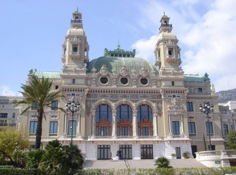 Опера Монте-Карло