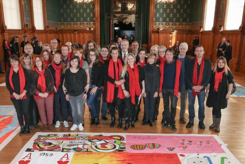 Монако присоединилось к глобальной кампании по профилактике ВИЧ-инфекции