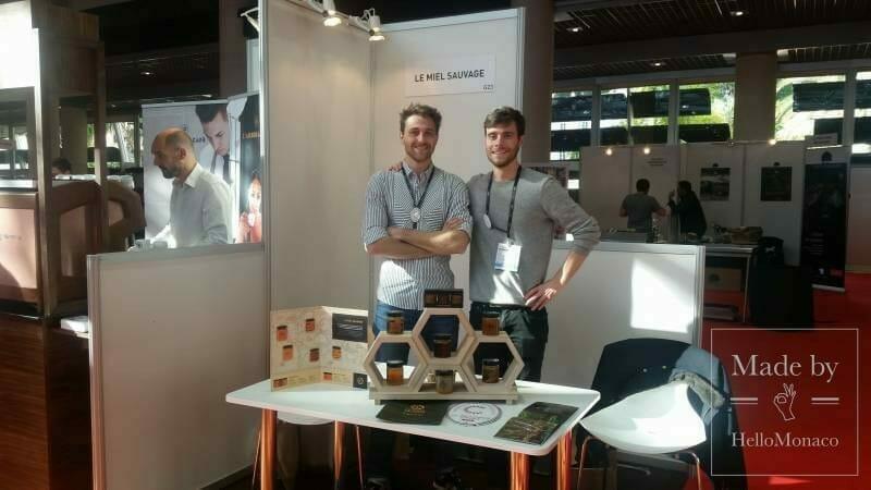 На фото: Максимилиан Эбрард и Артур Гроссманн, основатели проекта «Дикий мёд»