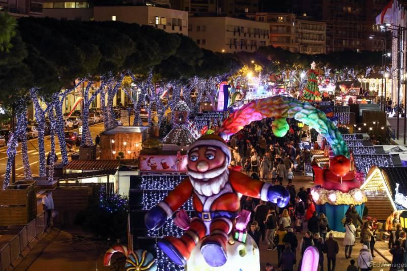Рождество и Новый год с детьми – самые атмосферные места княжества