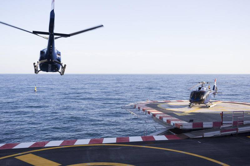 Вертолетной компании Monacair исполняется 30 лет