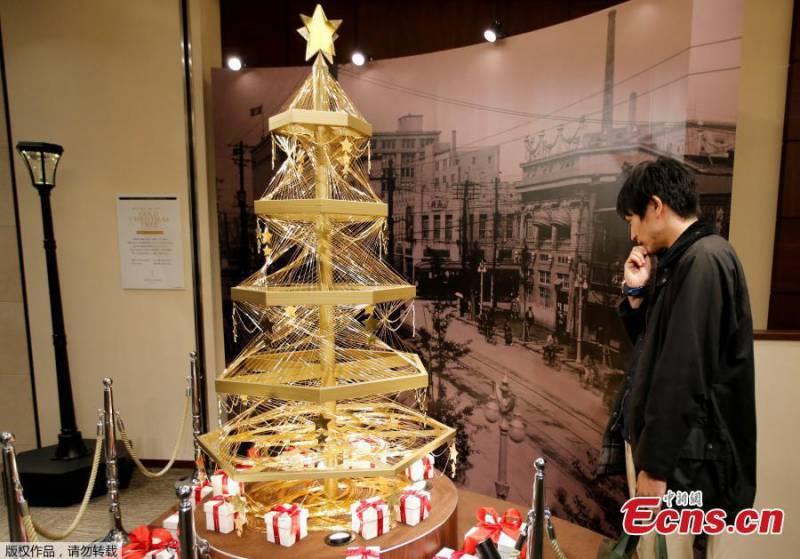 Самые оригинальные рождественские ёлки