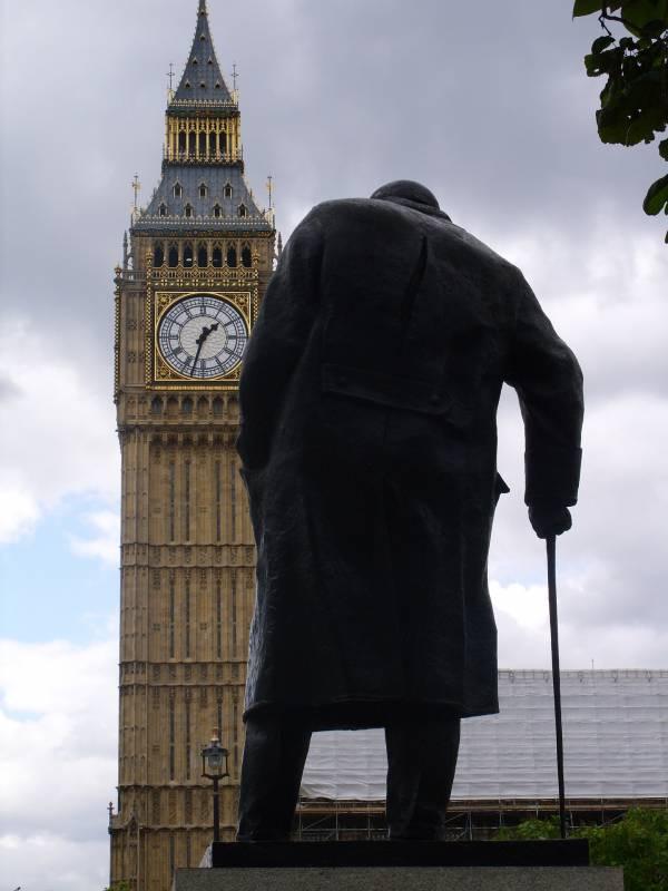 Уинстон Черчилль и Монако - история одной любви