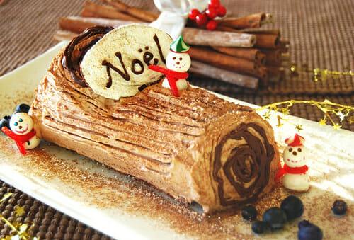 Рождественский десерт