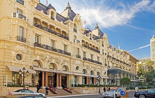 Hôtel de Paris в Монако