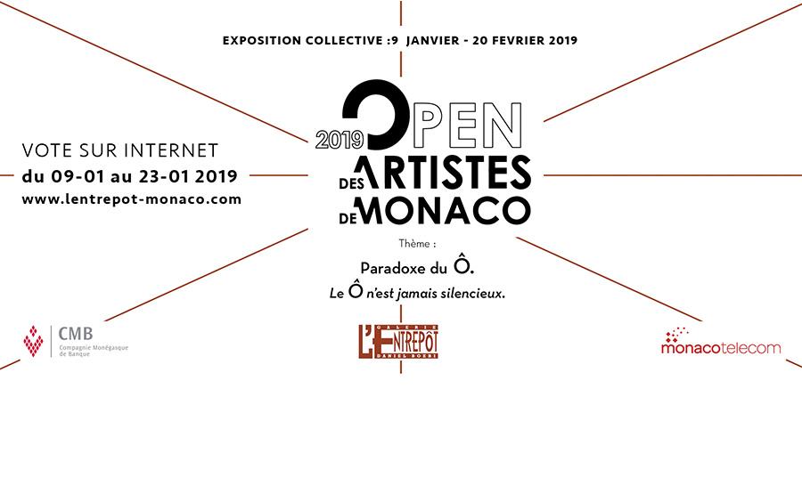 9-й конкурс художников Монако - L'open des Artistes