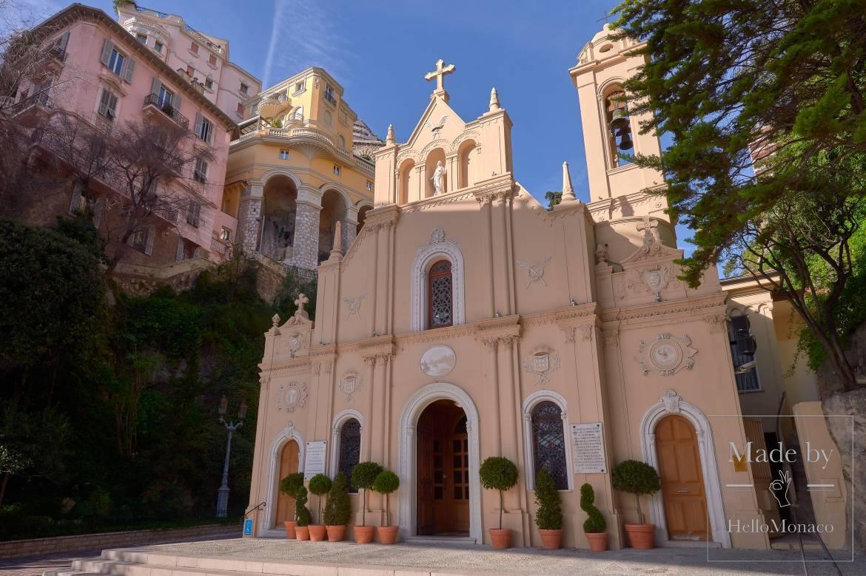 Часовня Святой Девоты в Монако
