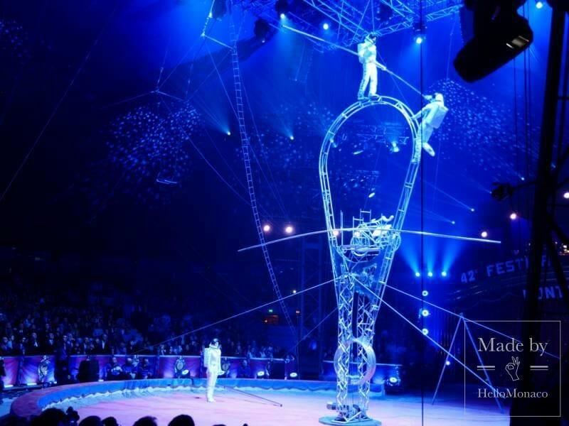 Чем 1-й Международный цирковой фестиваль Монте-Карло отличался от следующих шоу?