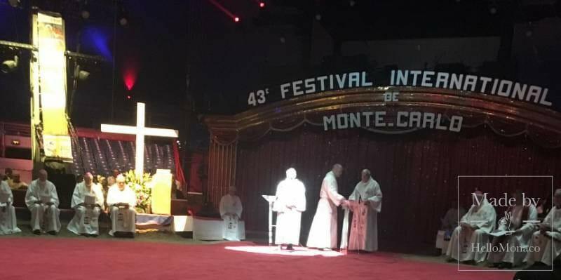 Экуменическое празднование на Цирковом фестивале