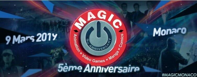 Международная встреча MAGIC (Monaco Anime Game International Conferences)
