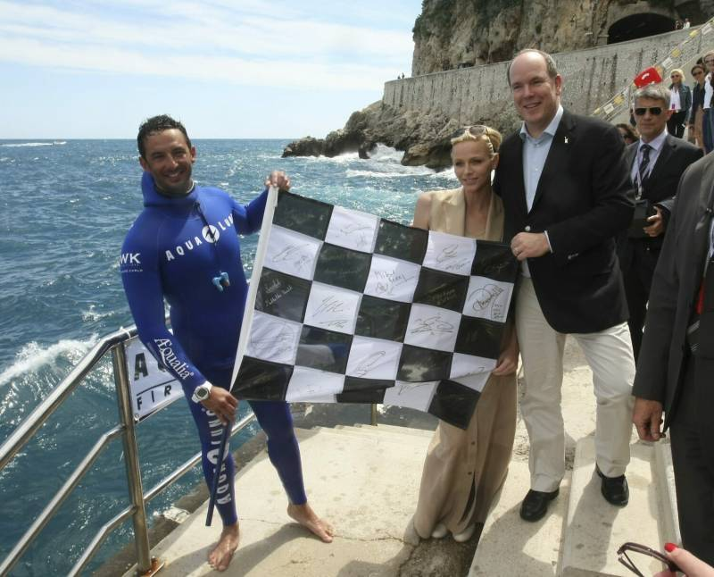 Monaco Words of Wisdom: Пьер Фролла