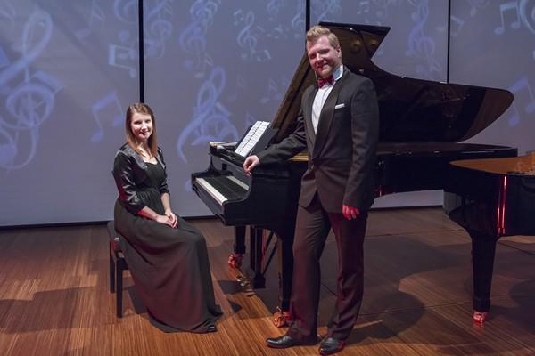 Новые таланты конкурса для фортепиано в четыре руки