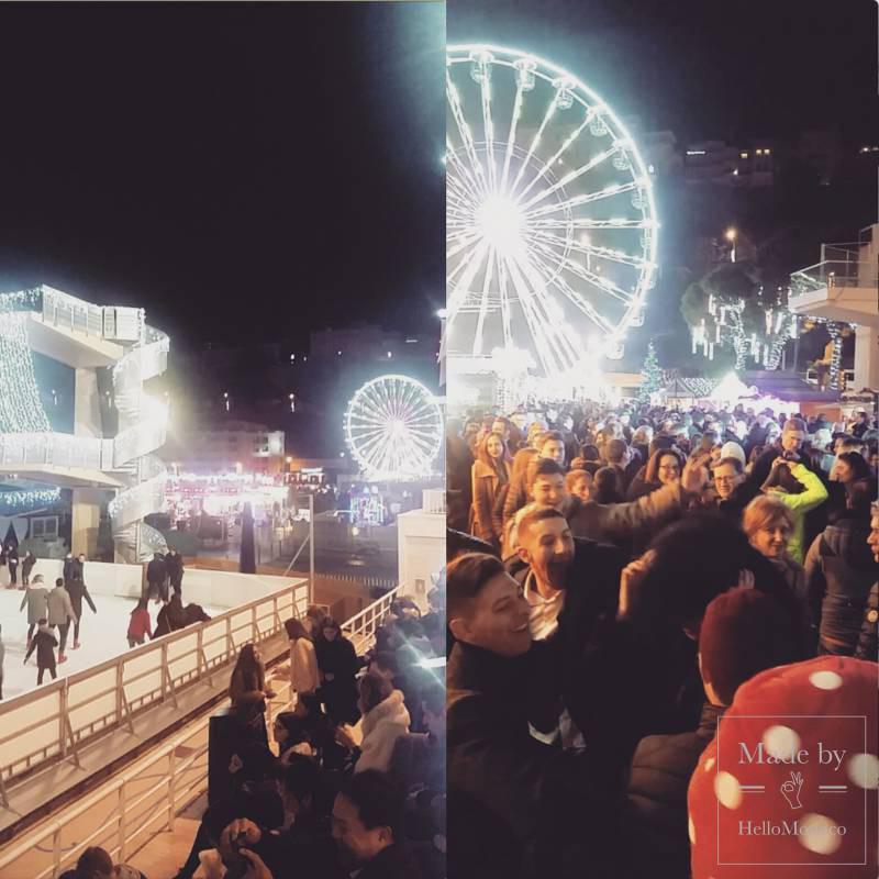 Рождественская деревня Монако вдохновила всех гостей на грядущий 2019 год