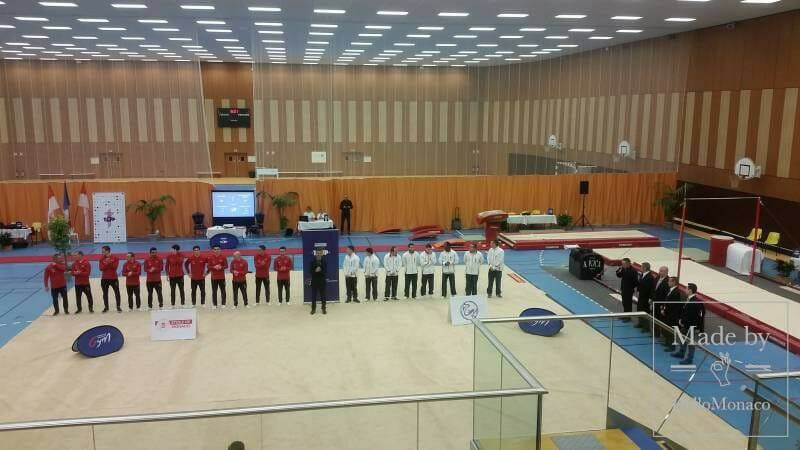 ТОП-12: «Звезда Монако» по спортивной гимнастике в полуфинале
