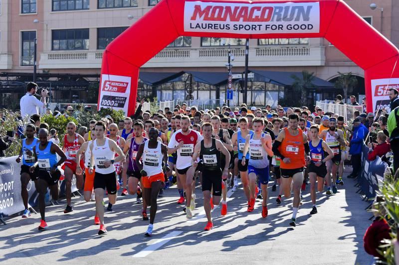 Рекордное издание «Monaco Run» пробудило командный дух в княжестве