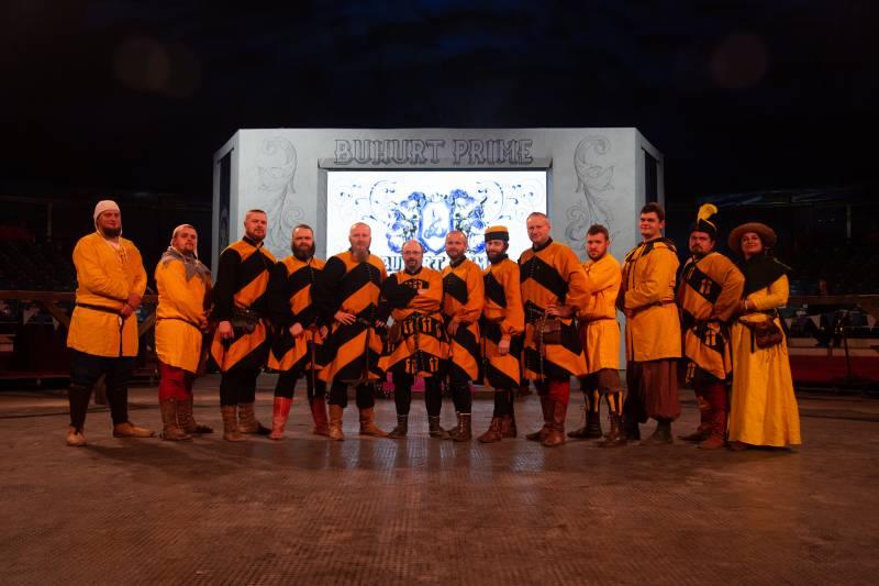 «Buhurt Prime» возродил средневековые баталии в Монако