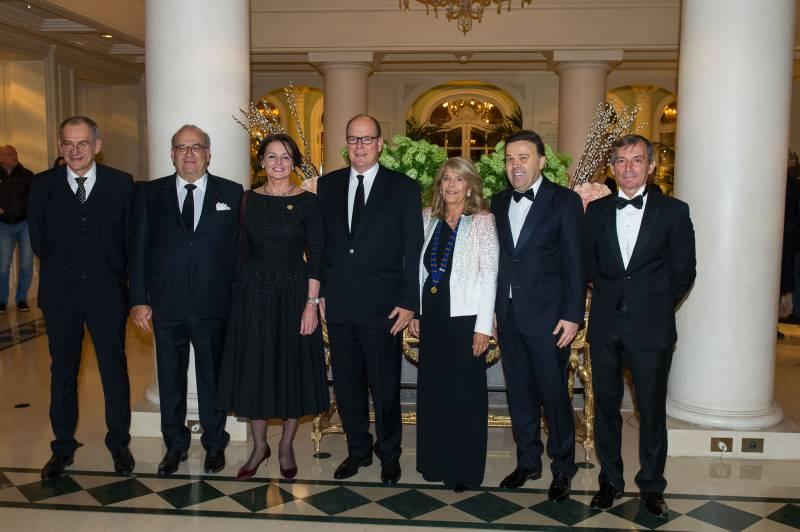 Soroptimist Monaco International - процветающая организация на службе других