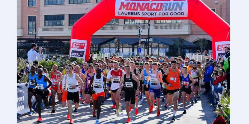 Два мировых рекорда на Herculis Monaco Run