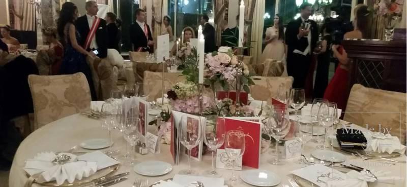 Красота и романтика Бала Принцев и Принцесс в Монако