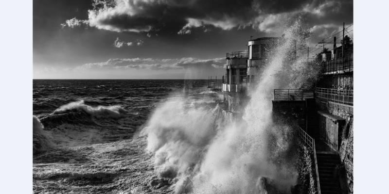 Победители фотоконкурса RAMOGE «Человек и море»