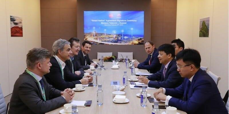 Новое соглашение Monaco Telecom и Huawei в рамках «5G Nation»