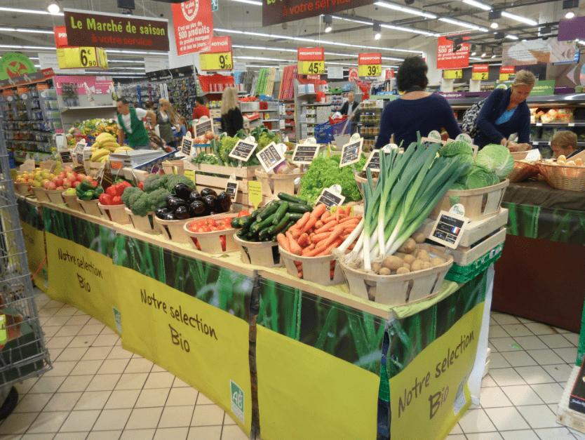 Био-магазины в Монако: есть, что есть, и почему!