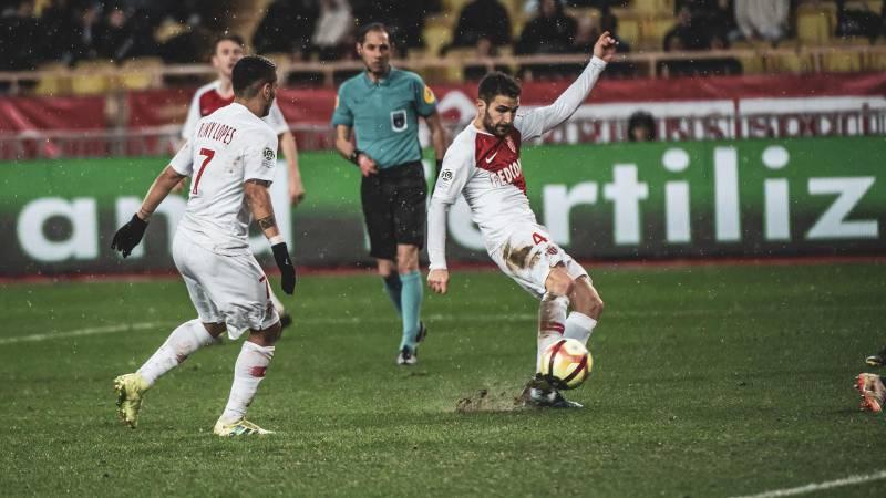 "Заслуженная победа Монако над ""Тулузой"""