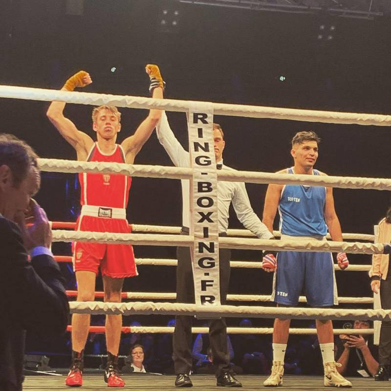 Турнир по боксу в Монако - 2019 обрел своих чемпионов