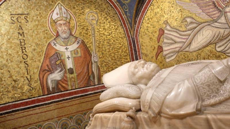 Официальный визит монегасской делегации в Ватикан