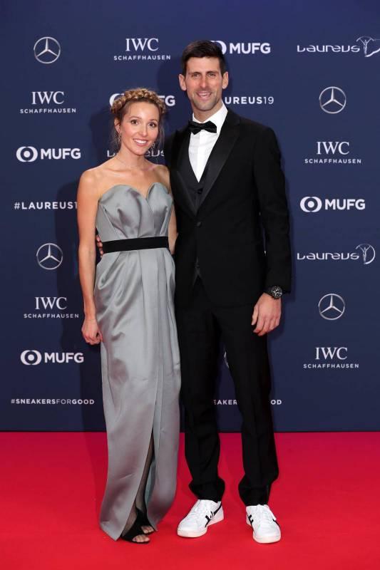 Церемония Laureus Awards собрала элиту мирового спорта