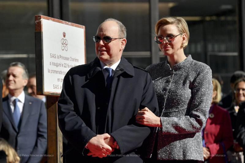 Дела княжеские: визит князя Монако в Бельгию