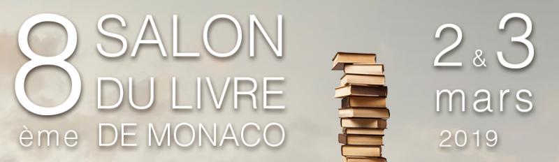 8-я книжная ярмарка Monaco Book Fair