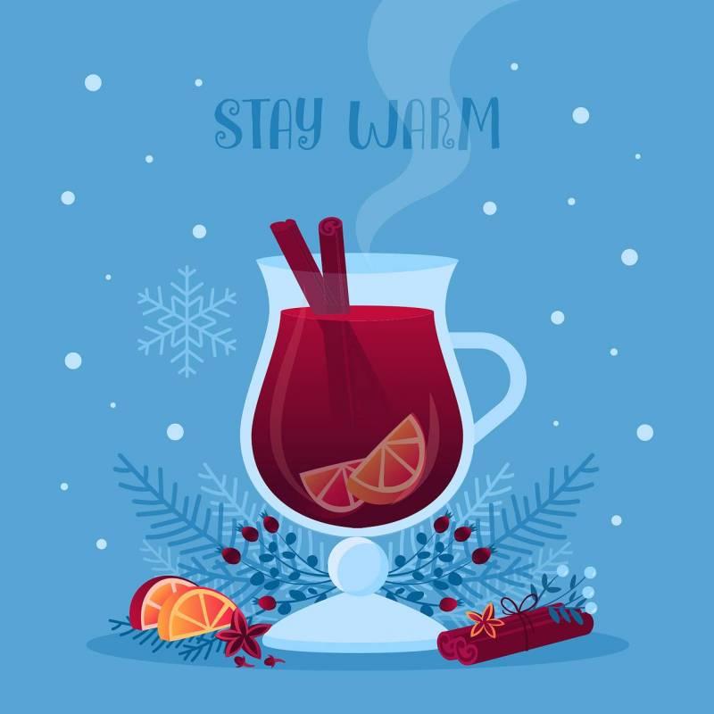 5 горячих напитков, которые сделают зиму теплее