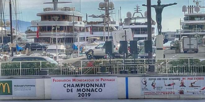 Чемпионат Монако по фигурному катанию: только победа!