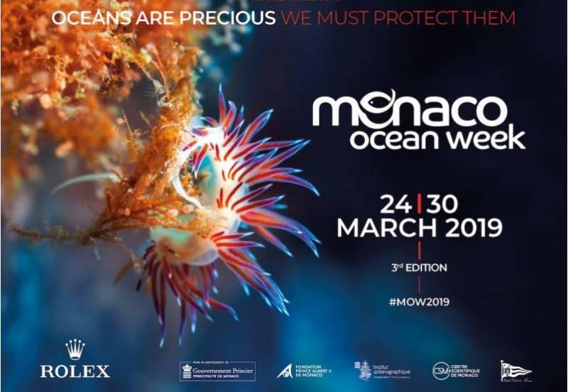 3-я Неделя океана Монако (Monaco Ocean Week)