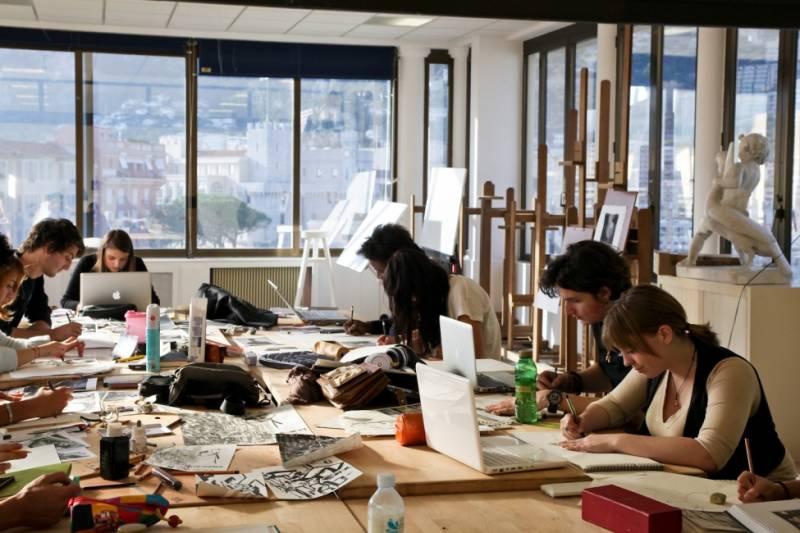 Высшая школа изящных искусств Монако