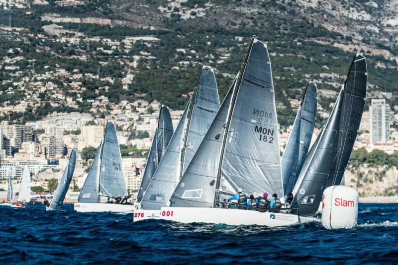 4-й этап зимней регаты Monaco Sportsboat Winter Series