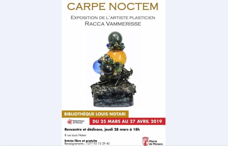 Выставка «Carpe Noctem»