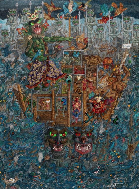 Неделя искусства в Монако: высокое доступно каждому