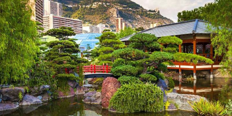 В Японском саду Монако грядут изменения