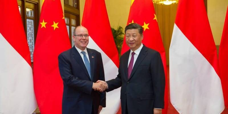 Впервые в истории: президент Китая с визитом в Монако