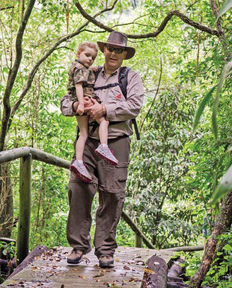 Дела княжеские: княжеская семья на каникулах в ЮАР